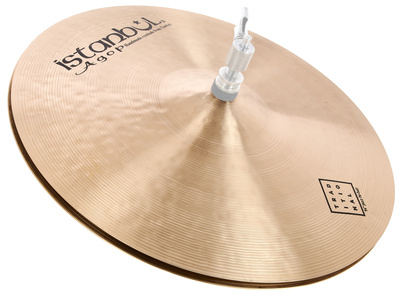 """Istanbul Agop 14"""" Traditional Jazz H B-Stock"""