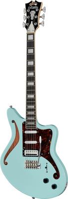 DAngelico Premier Bedford Sky Blue