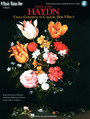 Music Minus One Haydn Cello Concerto C-Dur