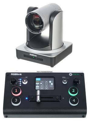 RGBLink PTZ Camera 12x + Mini+ Bundle
