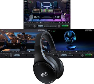 Slate Audio VSX Modeling Headphones