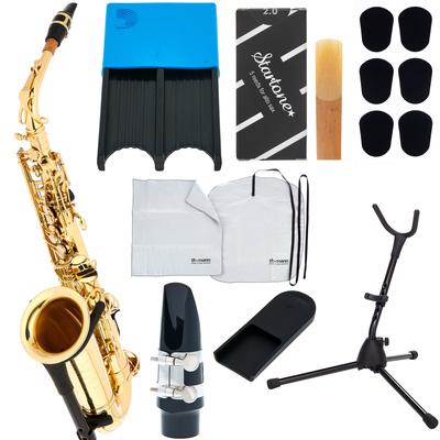 Thomann TAS-180 Alto Sax Set