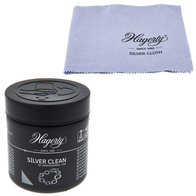 Hagerty Silver Care Set