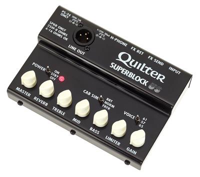 Quilter Superblock US B-Stock