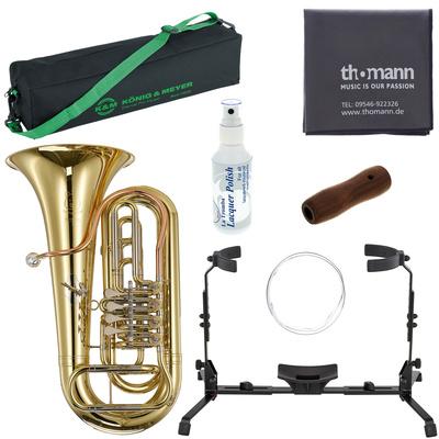 """Thomann Bb- Tuba """"Little Bear"""" Set"""