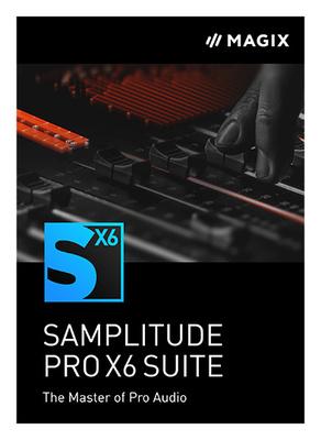 Magix Samplitude Pro X6 Suite EDU