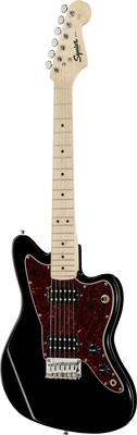 Fender SQ Mini Jazzmaster MN BK