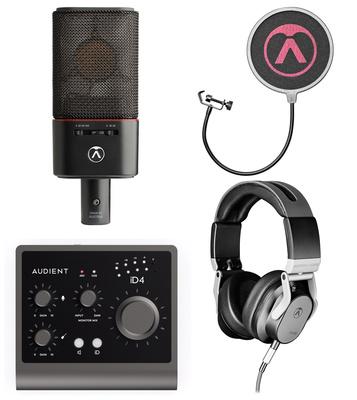 Austrian Audio Home Studio Bundle Pro