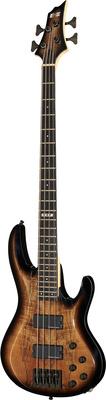 ESP E-II BTL-4 Black Natural Burst