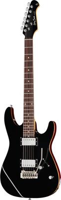 Harley Benton Fusion-III HH EB BK