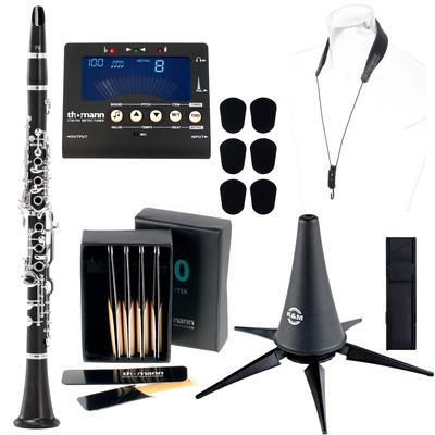 Thomann GCL-422 MKII Bb-Clarinet Set
