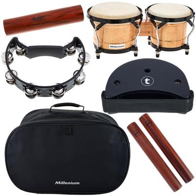 Millenium Bongo & Percussion Pack