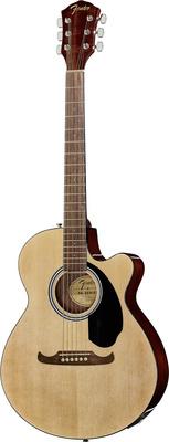 Fender FA-135CE Concert WN Natural