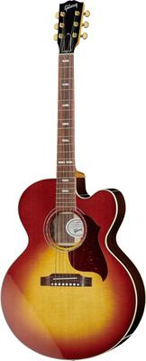 Gibson J-185 EC Modern Rosewood Burst