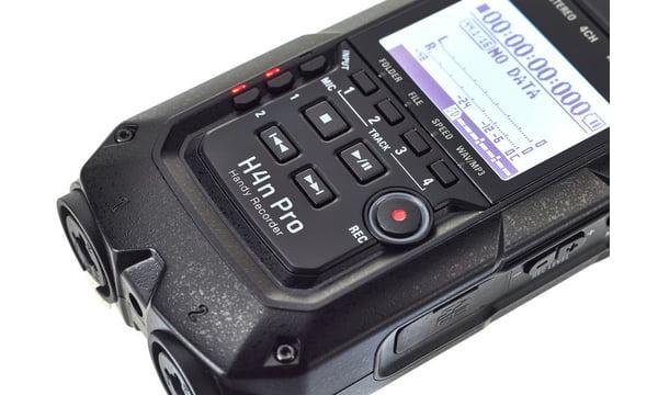 Zoom H4n Pro Black – Thomann UK