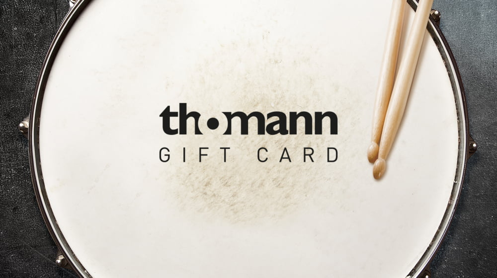 Carte Cadeau Thomann.Thomann Gift Vouchers Thomann Uk