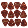 Gibson Tortoise Picks Thin 12pc