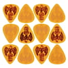 Ernie Ball Everlast Picks 0,73 mm Orange