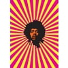 My World Jimi Hendrix Greeting Card