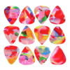 Boss Celluloid Pick Pack M Mosaic