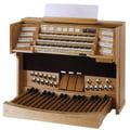 Órganos litúrgicos de 3 manuales
