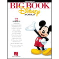 Hal Leonard The Big Book Of Disney Trom.