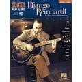 Hal Leonard Django Reinhardt Guitar