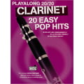 Wise Publications Playalong 20/20 Clarinet: Easy