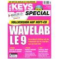 PPV Medien Keys Special mit WaveLab LE 9