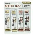 D'Addario Woodwinds Select Jazz Bari Sampler Pck 2
