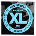 4. Daddario EPS490 XL ProSteels