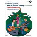 14. Schott Weihnachtslieder Gitarre Hobby