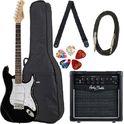 4. Thomann Guitar Set G13 Black