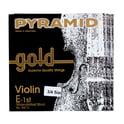 7. Pyramid Gold Violin Strings 3/4