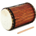 38. African Percussion Djunumba Bass Drum
