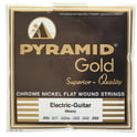 Pyramid Gold Flatwound 412100