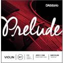 15. Daddario J810-1/2M Prelude Violin 1/2