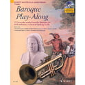 Schott Baroque Play-Along Trumpet