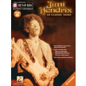 Hal Leonard Jazz Play-Along Jimi Hendrix