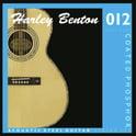 17. Harley Benton Coated Phosphor 012 Anti Rust