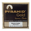 Pyramid Gold Medium/Heavy Flatwound