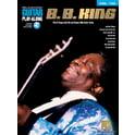 Hal Leonard Guitar Play-Along B.B.King