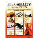 Alfred Music Publishing Flex-Ability More Pops Violin