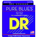 DR Strings Pure Blues PHR-12PL