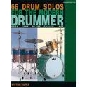 Hal Leonard 66 Drum Solos Modern Drummer