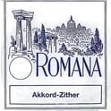 199. Romana Akkordzither Strings G2 Akkord