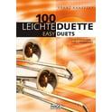 13. Hage Musikverlag 100 Leichte Duette Posaune