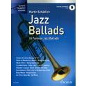 4. Schott Jazz Ballads Trumpet
