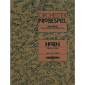 Edition Peters Orchester Probe Horn