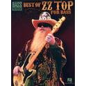 Hal Leonard Best Of ZZ Top Bass
